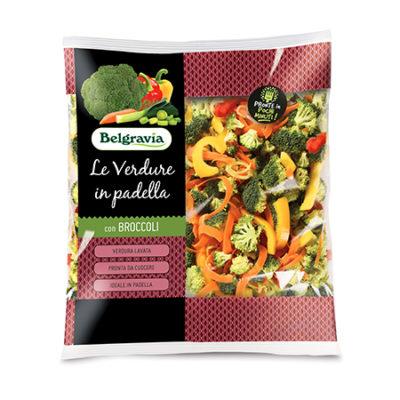 mix con broccolo
